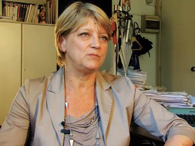 Rita Bernardini backstage docufilm