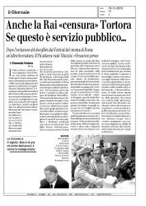 il giornale 13 novembre
