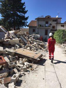 Angelica la ruffa terremoto amatrice