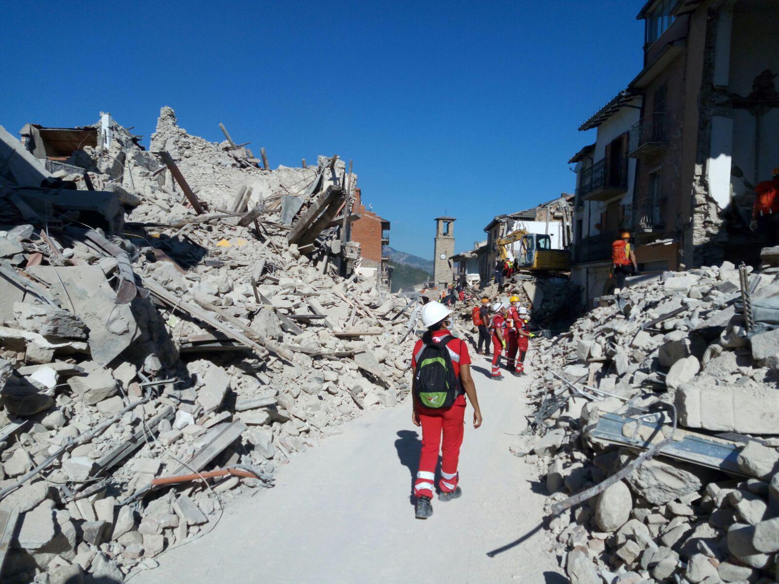 Terremoto amatrice